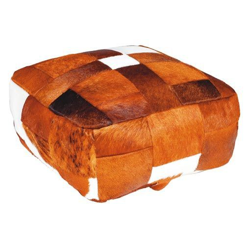 Sitzsack Aus Leder leder sitzkissen sitzsack pouf stool 1258