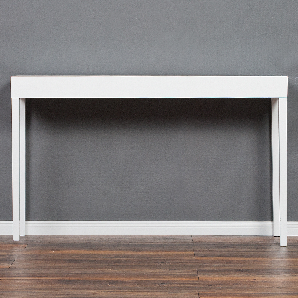 konsolentisch lino c 130cm hochglanz wei 1369. Black Bedroom Furniture Sets. Home Design Ideas