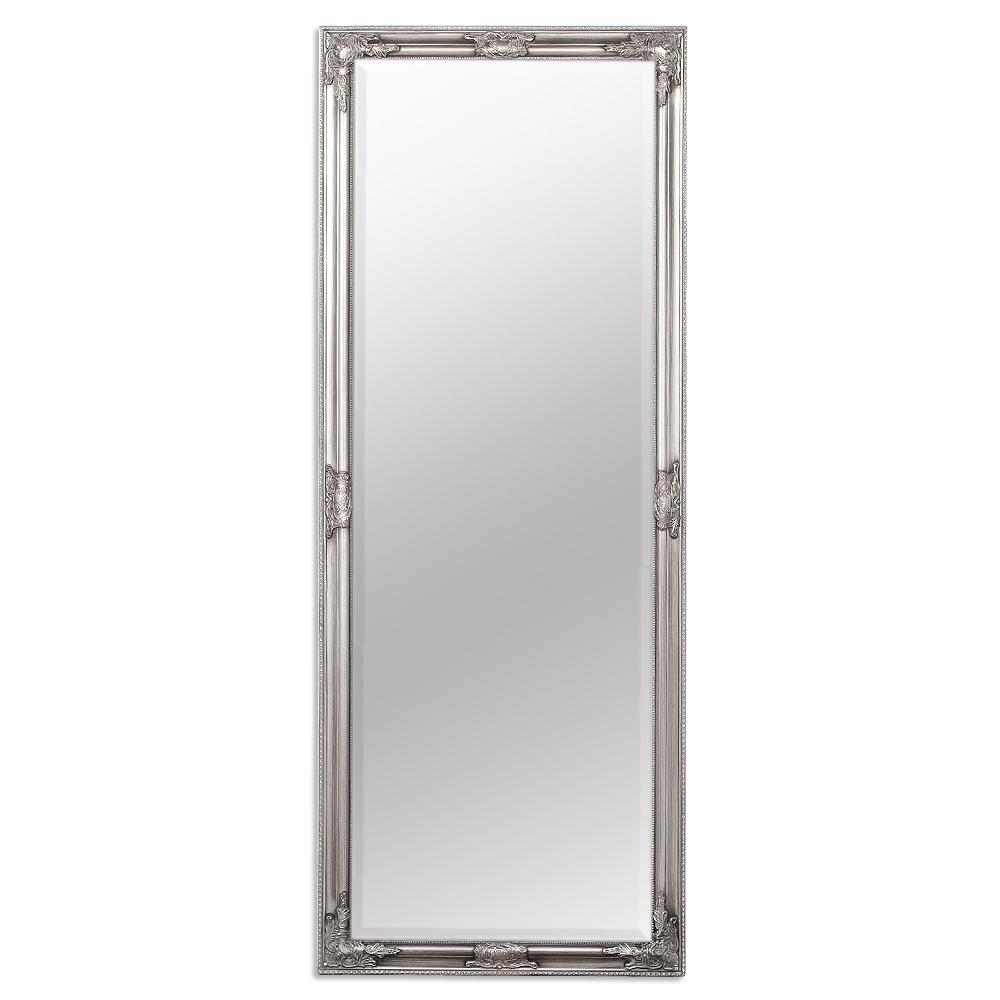 spiegel bessa barock silber antik 180x70cm 2823. Black Bedroom Furniture Sets. Home Design Ideas
