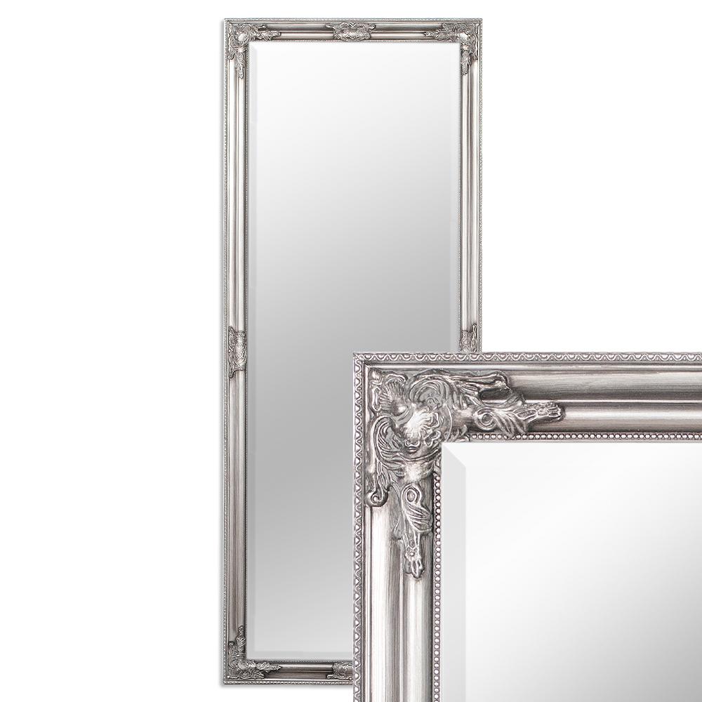 wandspiegel silber antik barock design spiegel pomp s holzrahmen bessa 160x60cm ebay. Black Bedroom Furniture Sets. Home Design Ideas
