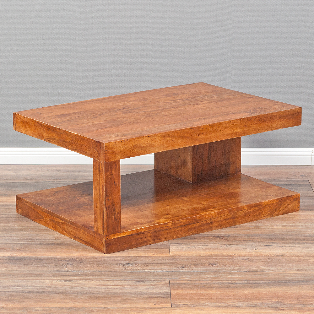 couchtisch shiva natural a 90x60cm akazie massivholz tv board 2950. Black Bedroom Furniture Sets. Home Design Ideas