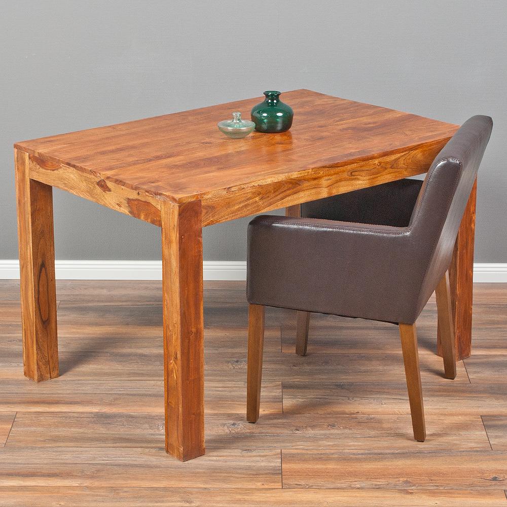 esstisch dambo 100x70cm stone a akazie massivholz. Black Bedroom Furniture Sets. Home Design Ideas