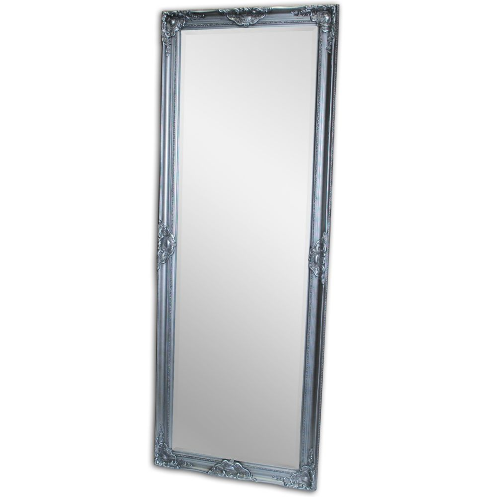 Wandspiegel barock silber antik design spiegel pomp s for Barock wandspiegel silber