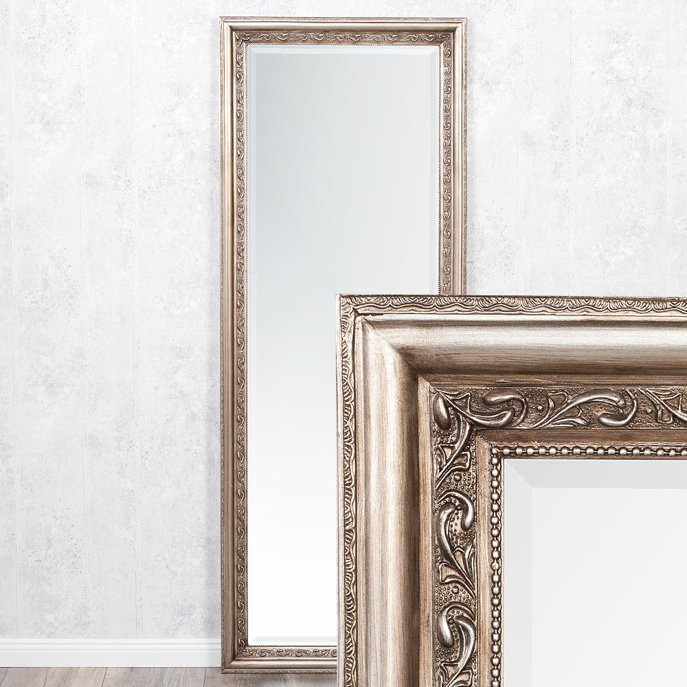 spiegel argento barock silber antik 180x70cm 3569. Black Bedroom Furniture Sets. Home Design Ideas