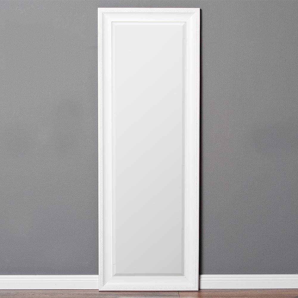 spiegel copia 140x50cm pur wei wandspiegel barock 3575. Black Bedroom Furniture Sets. Home Design Ideas