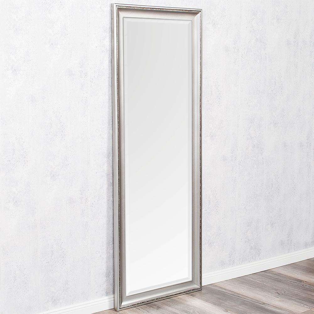 spiegel copia 140x50cm silber antik wandspiegel barock 3577. Black Bedroom Furniture Sets. Home Design Ideas