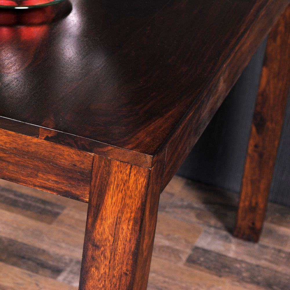 esstisch dambo 100x70cm dark brown a akazie massivholz. Black Bedroom Furniture Sets. Home Design Ideas