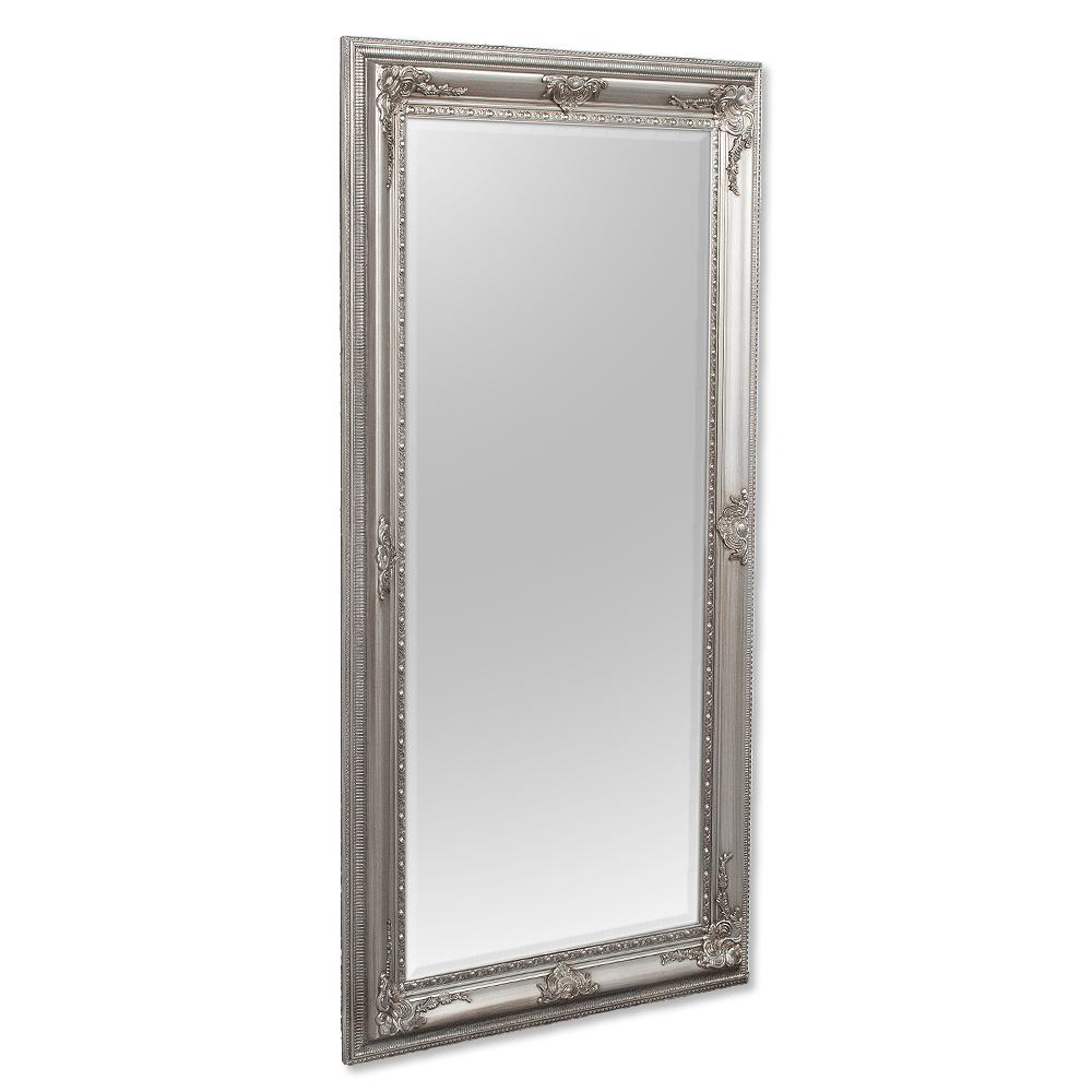 spiegel eve silber antik 200x110cm 3730. Black Bedroom Furniture Sets. Home Design Ideas