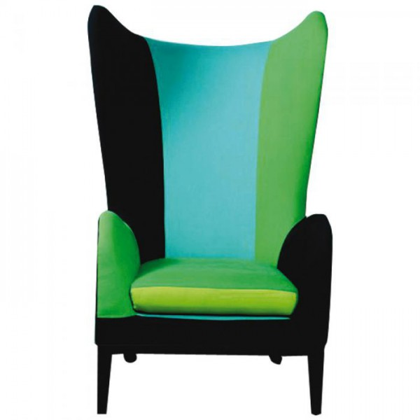 Sessel BOWIE designed for Lounge & Club