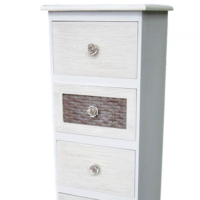 extravagante kommode zuma mit 5 schubladen 3894. Black Bedroom Furniture Sets. Home Design Ideas