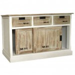 Shabby-Chic Sideboard GASTRO BIG 001