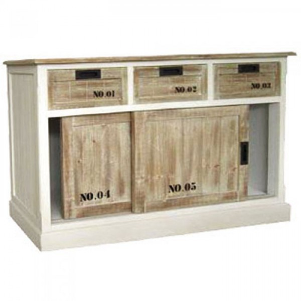 Shabby-Chic Sideboard GASTRO BIG