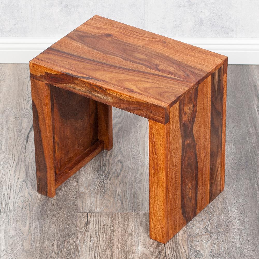beistelltisch nest m 35cm farbe natural akazie. Black Bedroom Furniture Sets. Home Design Ideas