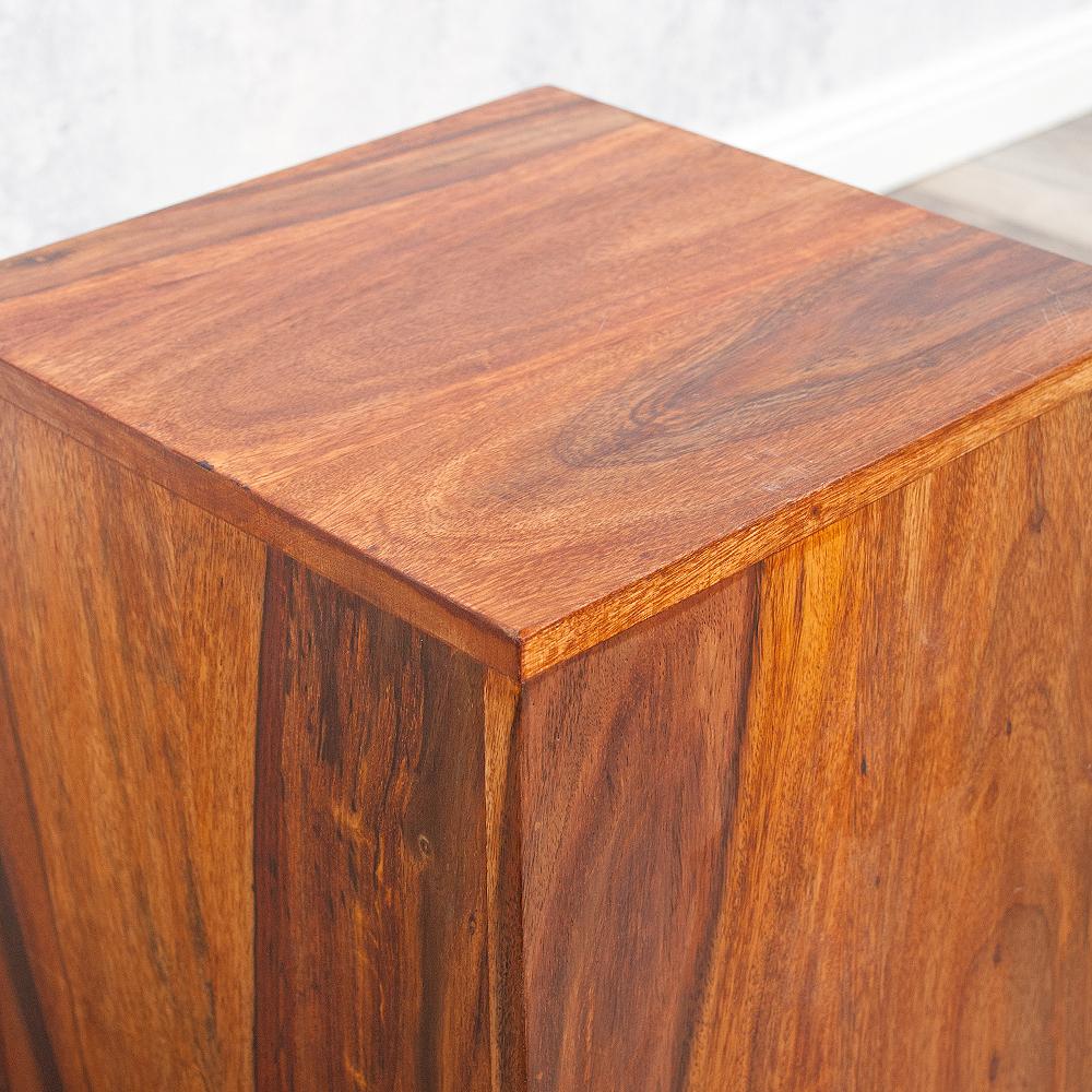 Beistelltisch ramu palisander natural 35cm 4093 for Beistelltisch palisander