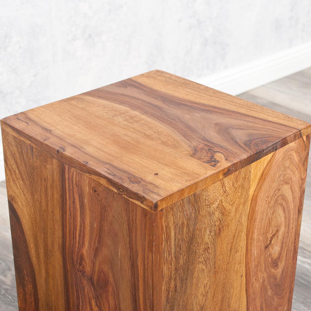 Beistelltisch ramu palisander stone 35cm 4096 for Beistelltisch palisander