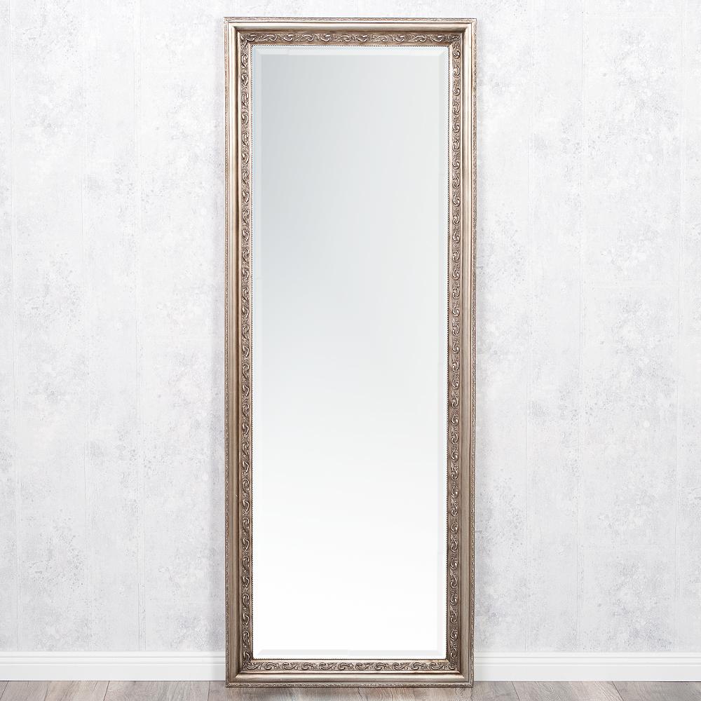 Großzügig Weiß Gerahmten Spiegel Uk Zeitgenössisch ...