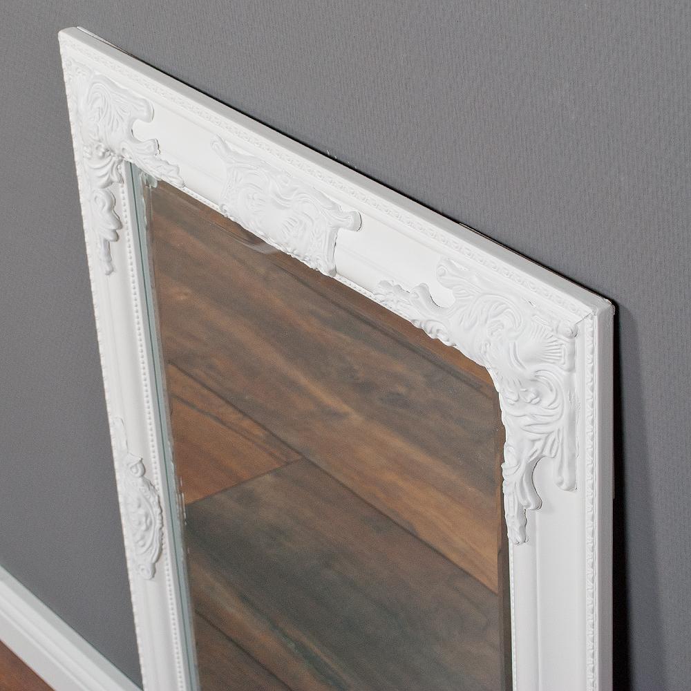 spiegel bessa barock wei pur 70x50cm 4505. Black Bedroom Furniture Sets. Home Design Ideas