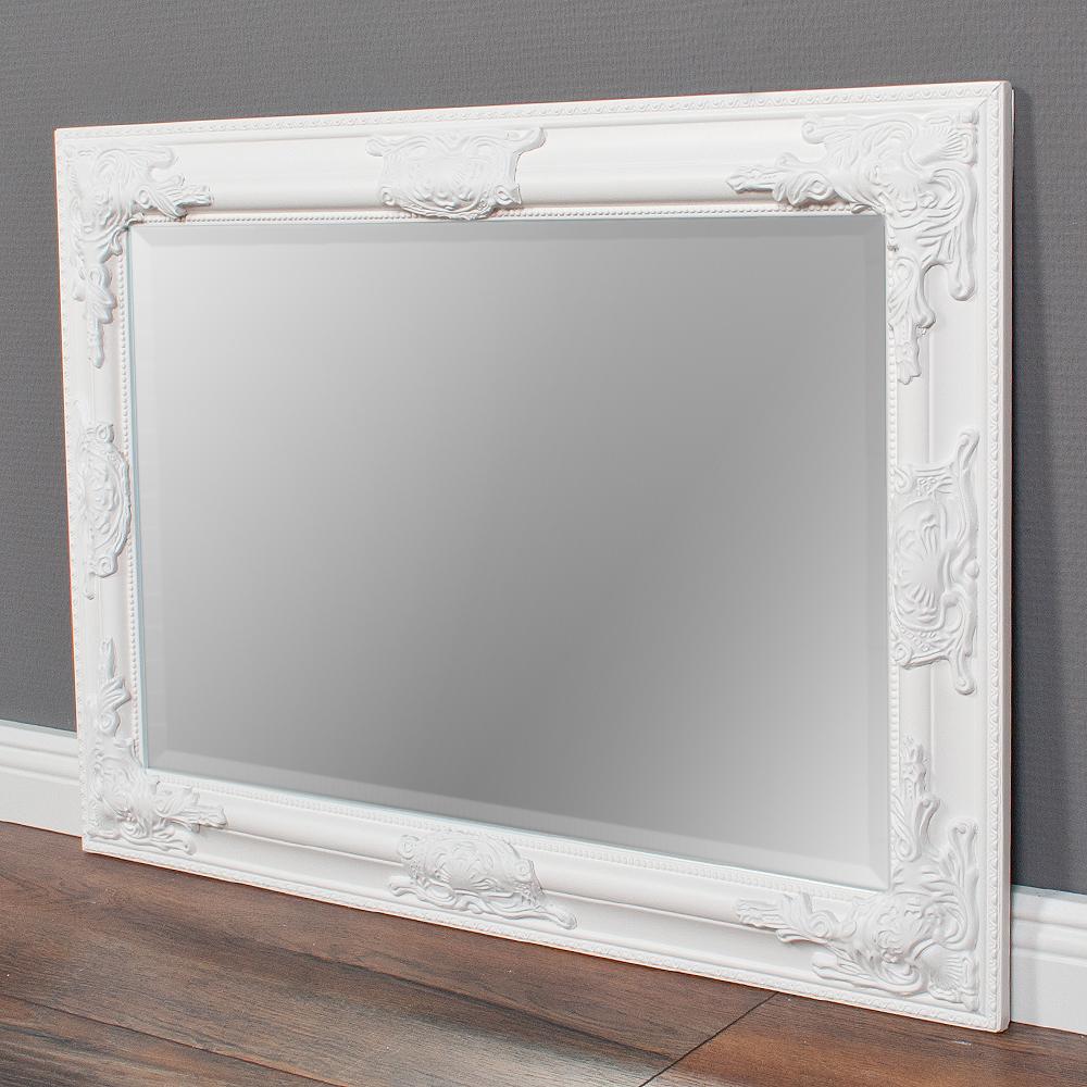 Wandspiegel bessa wei pur 70x50cm barock spiegel for Fenetre 70 x 50