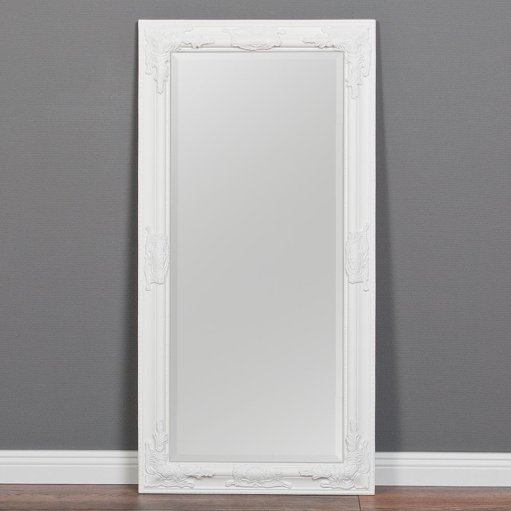 Spiegel bessa barock wei pur 100x50cm 4507 for Spiegel 200 x 100