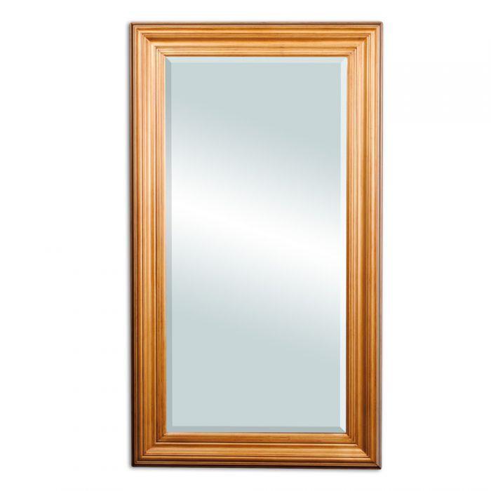spiegel kim gold antik 180x100cm 4816. Black Bedroom Furniture Sets. Home Design Ideas