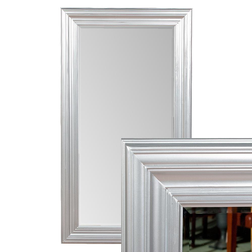 spiegel kim silber 180x100cm 4818. Black Bedroom Furniture Sets. Home Design Ideas