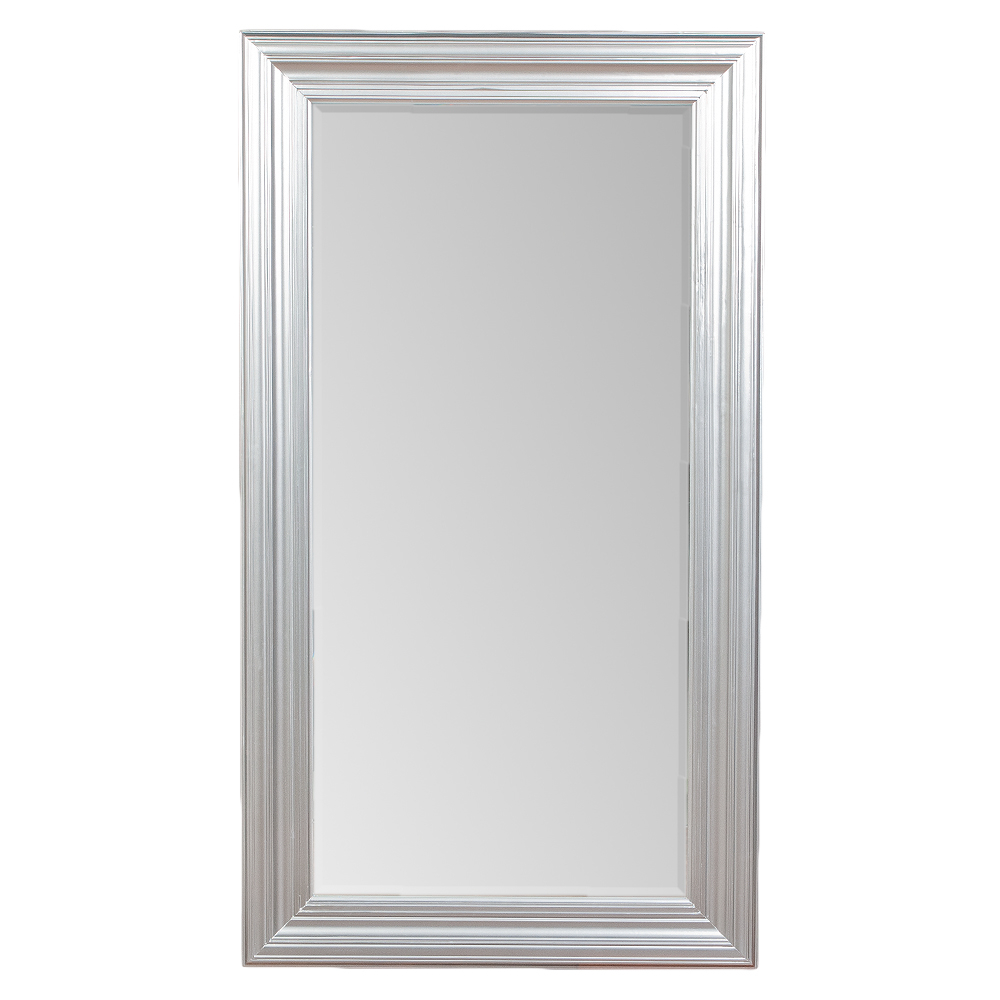 spiegel kim silber 200x110cm 4819. Black Bedroom Furniture Sets. Home Design Ideas