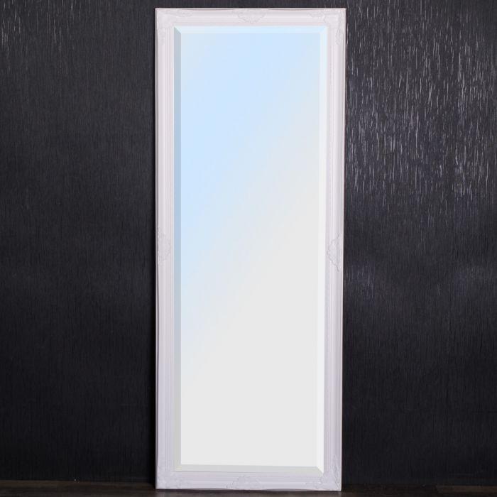 spiegel leandos barock wei pur 140x50cm 4888. Black Bedroom Furniture Sets. Home Design Ideas