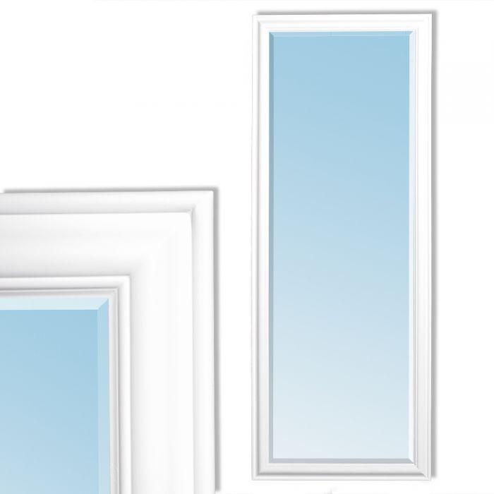 b ware wandspiegel onda 160x60cm wei barock spiegel. Black Bedroom Furniture Sets. Home Design Ideas