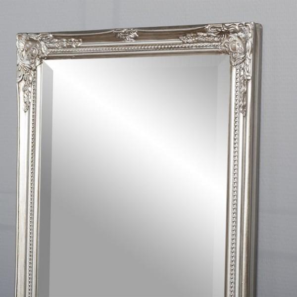 Silber wandspiegel barockspiegel online shop for Barock wandspiegel silber