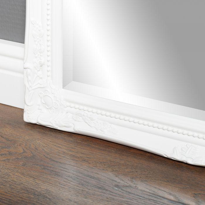 spiegel gracy barock wei 170x40cm 5465. Black Bedroom Furniture Sets. Home Design Ideas