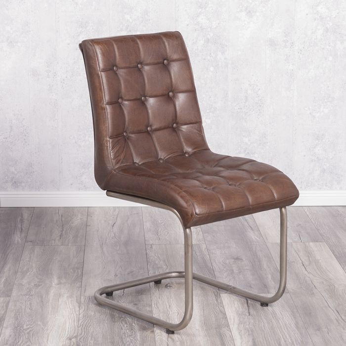 designer esszimmerstuhl freischwinger herold aus. Black Bedroom Furniture Sets. Home Design Ideas