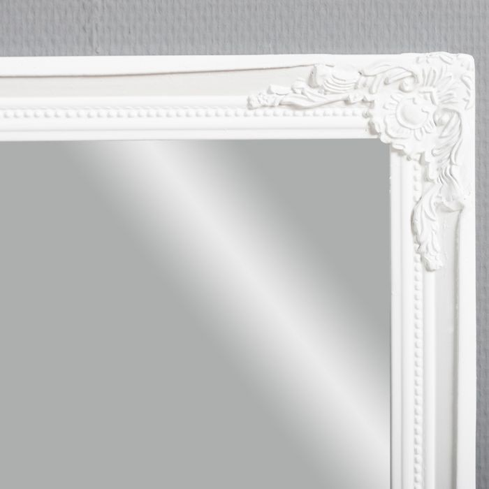 spiegel barock wei 67x97cm 5584. Black Bedroom Furniture Sets. Home Design Ideas