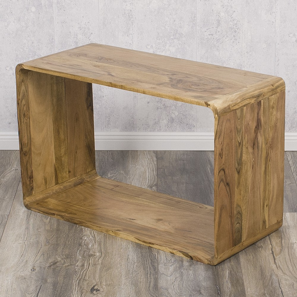 cube lalita bright e 80x50cm palisander massivholz. Black Bedroom Furniture Sets. Home Design Ideas