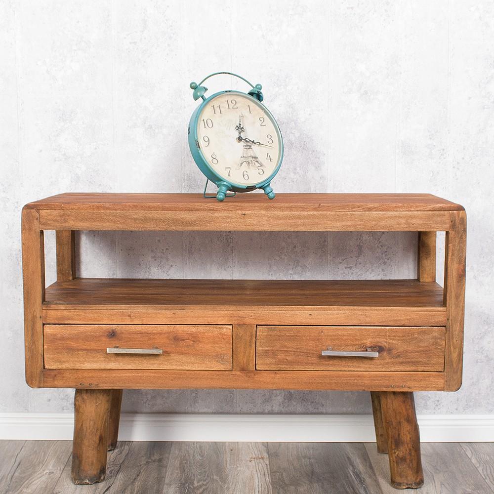 vintage tischuhr in form eines weckers aus metall im retro. Black Bedroom Furniture Sets. Home Design Ideas