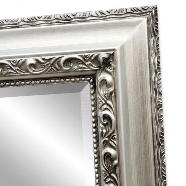 silber wandspiegel barockspiegel online shop. Black Bedroom Furniture Sets. Home Design Ideas