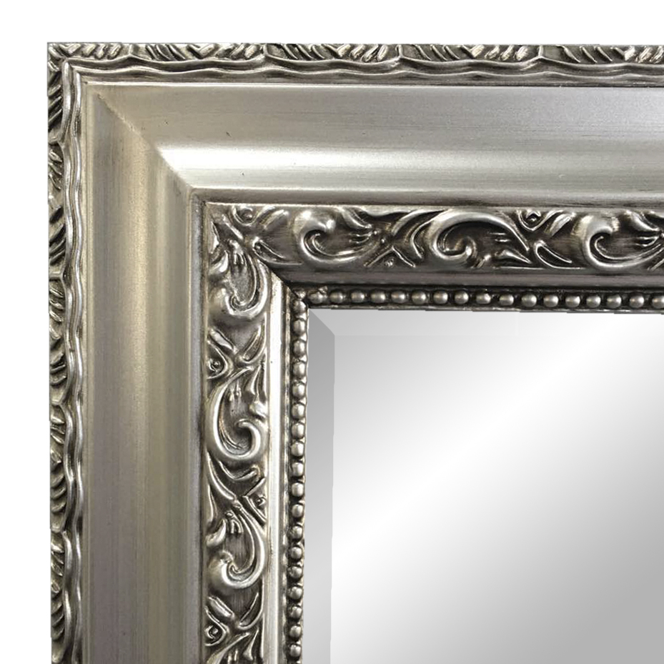 spiegel 180x70 wandspiegel barock argenti antik silber. Black Bedroom Furniture Sets. Home Design Ideas