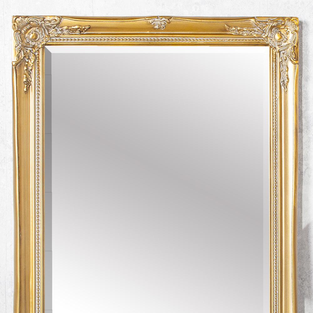 spiegel gracy barock antik gold 170x40cm 5738. Black Bedroom Furniture Sets. Home Design Ideas