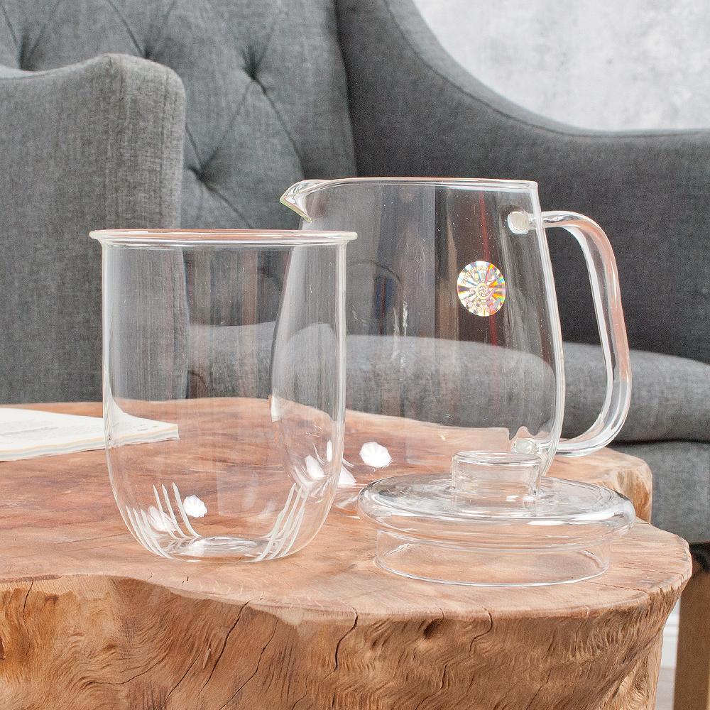 teekanne tomi aus thermoglas borosilikat mit glassieb inhalt ca 700ml 5889. Black Bedroom Furniture Sets. Home Design Ideas