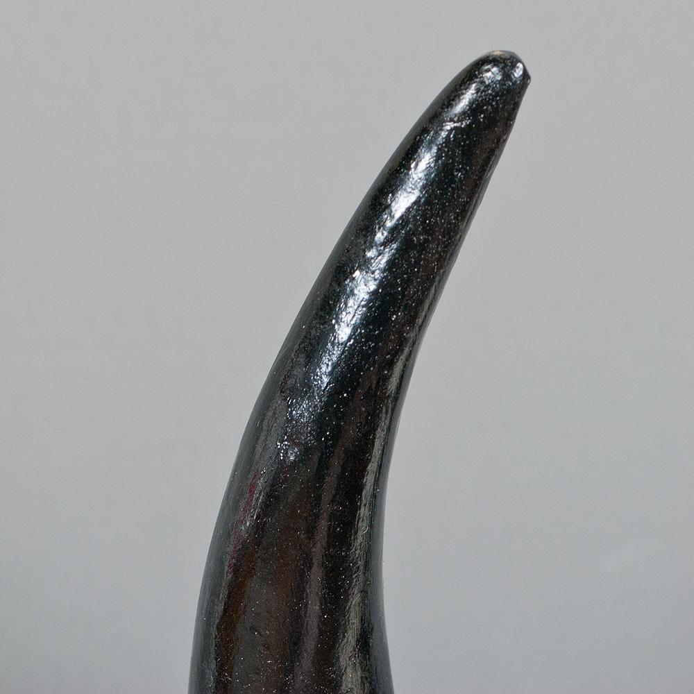 b ffelsch del george natur stiersch del wanddekoration bullensch del wand figur ebay. Black Bedroom Furniture Sets. Home Design Ideas