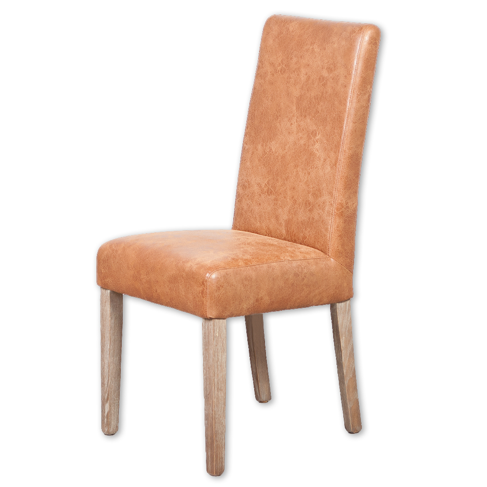 echtleder stuhl classic cognac 6308. Black Bedroom Furniture Sets. Home Design Ideas