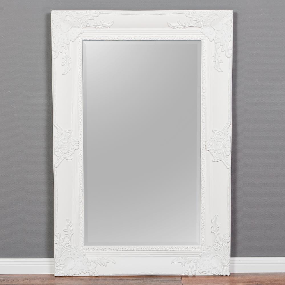 Spiegel marlon s weiss pur 120x80cm 6321 for Spiegel 80 x 120