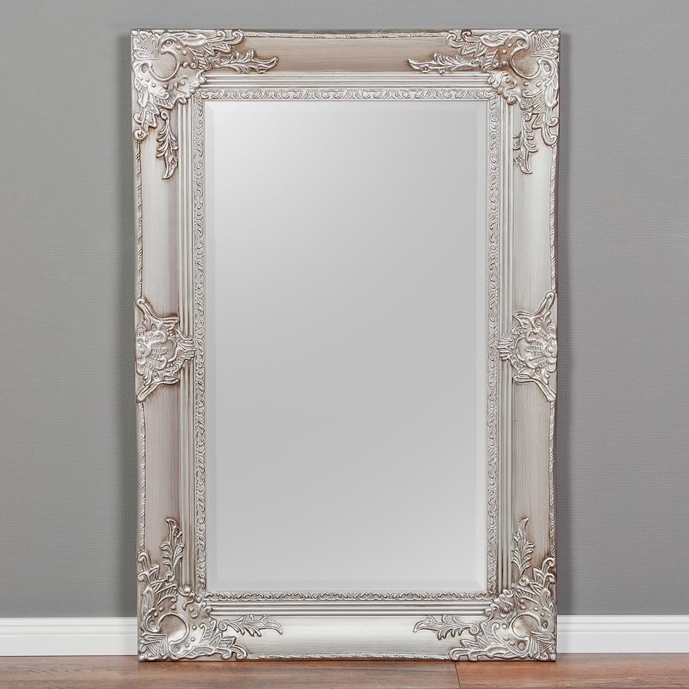 Spiegel marlon s silber 120x80cm 6322 for Spiegel 80 x 120