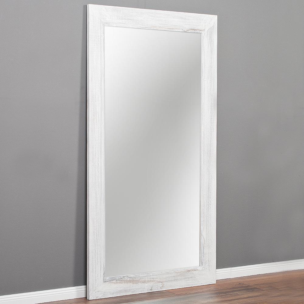 spiegel linda 180x100cm white washed vintage. Black Bedroom Furniture Sets. Home Design Ideas
