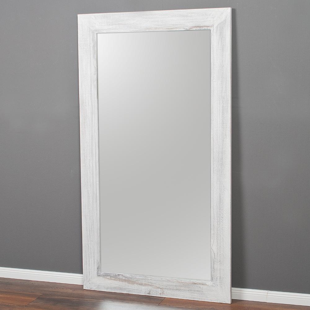 Spiegel linda 180x100cm white washed vintage for Spiegel 200 x 100