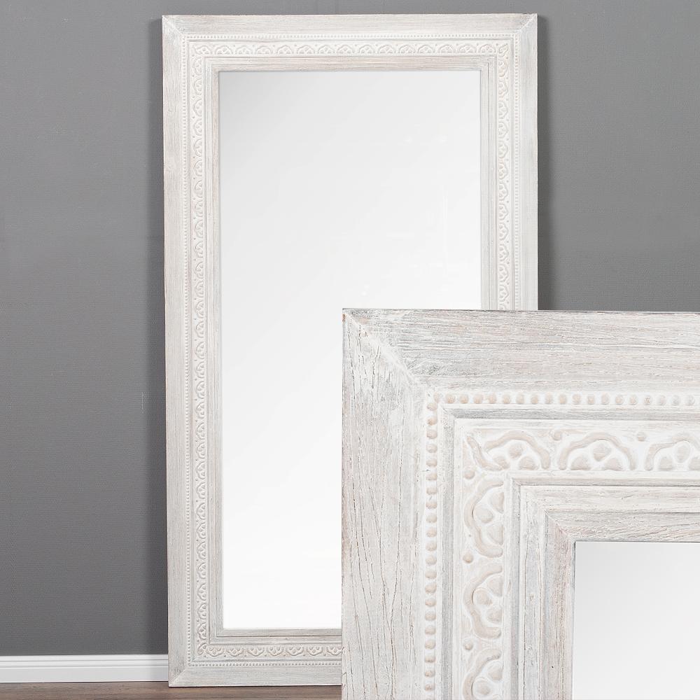 spiegel ruby 180x100cm white washed blauglockenbaum holz. Black Bedroom Furniture Sets. Home Design Ideas