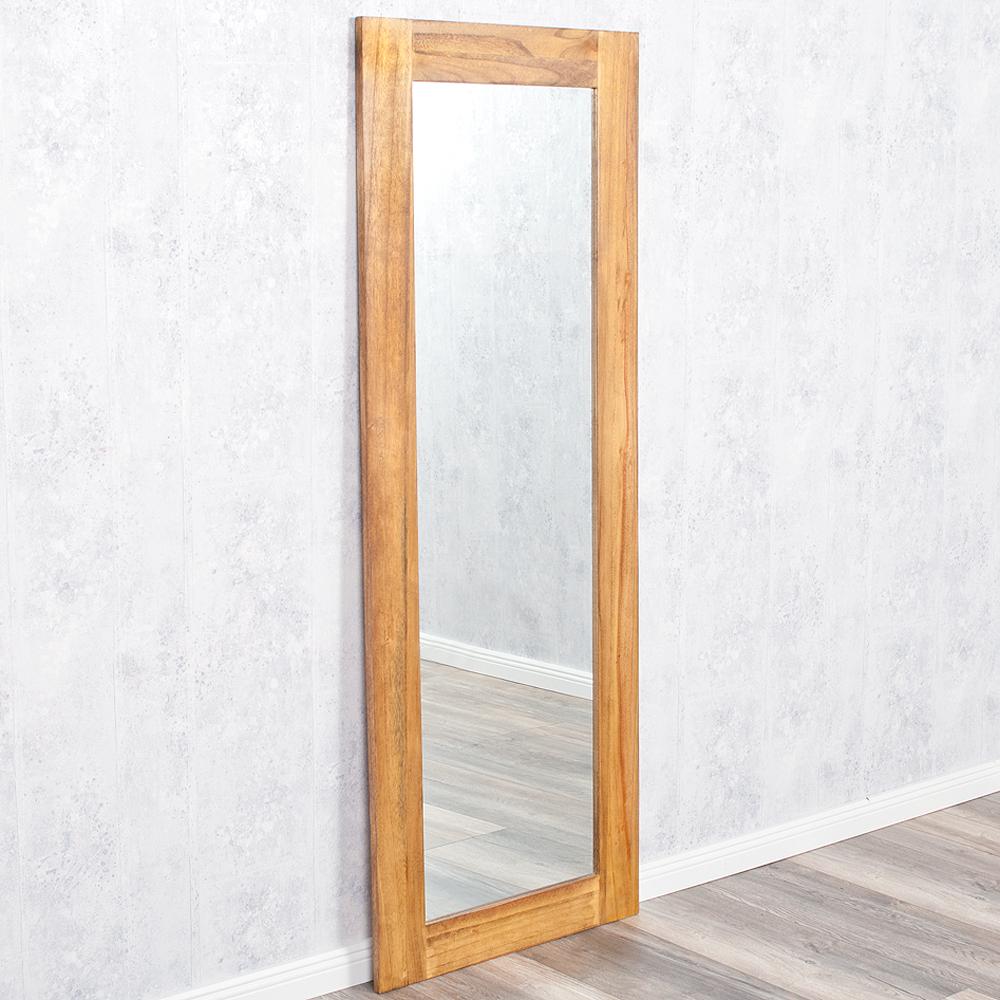 spiegel motou 160x60cm middle brown blauglockenbaum 6654. Black Bedroom Furniture Sets. Home Design Ideas