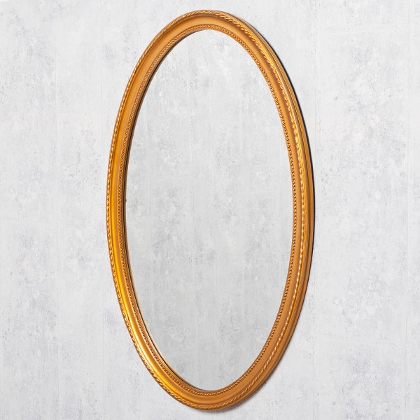 ovale wandspiegel barockspiegel online shop. Black Bedroom Furniture Sets. Home Design Ideas